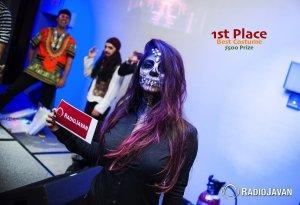 Radio Javan Halloween Party in Washington D.C.