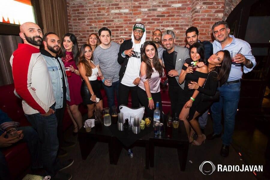 Radio Javan First Annual Party In San Diego | DJ Taba